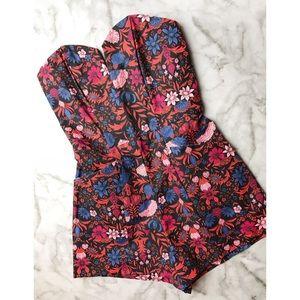 H&M • NWOT Floral Romper